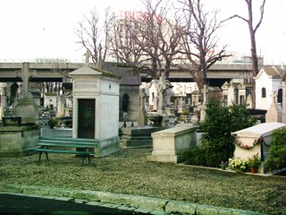 photo of Batignolles Cemetery