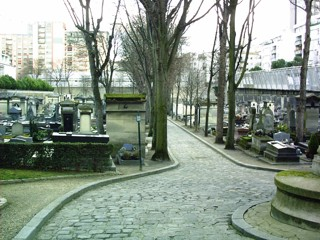 photo of La Villette Cemetery