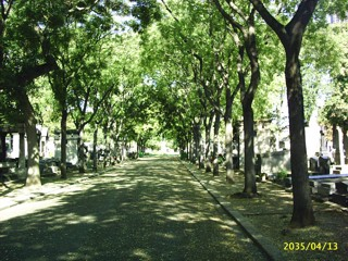 photo of Montparnasse Private Cemetery