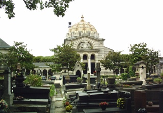 photo of Pere Lachaise (Pt1) Cemetery
