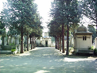 photo of Guillotiere New Cemetery