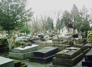 photo of Pantin (section 1) Cemetery