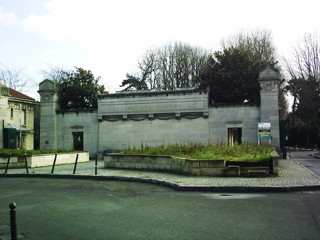 photo of Pantin (section 4) Cemetery