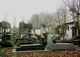 photo of Pantin (section 8) Cemetery