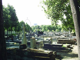 photo of Old Parisian Cemetery