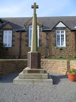 photo of St Martin War Memorial