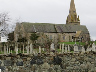 photo of St Michel du Valle (area 4)'s Church burial ground