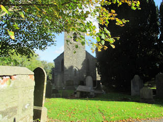 photo of Church of the Ascension's Church burial ground