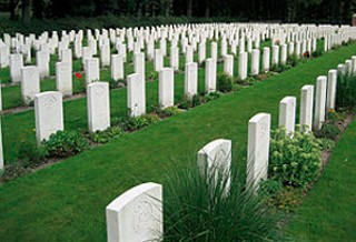 photo of Jonkerbos World War II (section 4) Military Cemetery