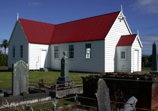 photo of Hobsonville Cemetery