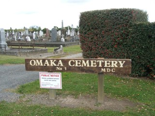 photo of Omaka New (1) Cemetery