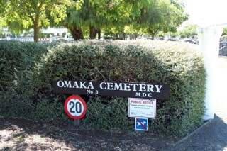 photo of Omaka No 3 Lawn Cemetery