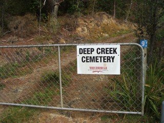 photo of Deep Creek Private Cemetery
