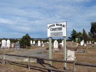 photo of Upper Wairau Cemetery
