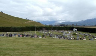 photo of Awatere Cemetery