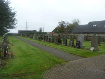 photo of Chapel new's Church burial ground