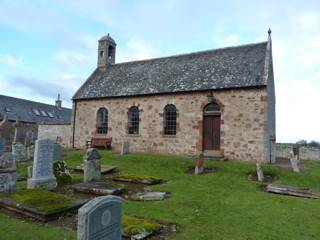 photo of Parish Church's burial ground
