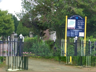 photo of High Blantyre Cemetery