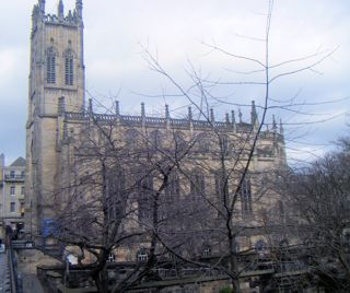 photo of St John and St Cuthbert (joint)'s Church burial ground