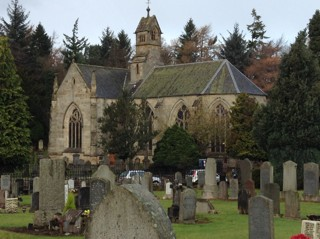 photo of Kirk of Calder (section 1)'s Church burial ground