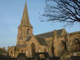 photo of St Nicholas Buccleuch's Church burial ground