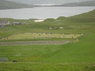 photo of Vatersay Cemetery