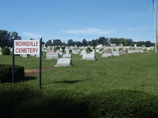 photo of Mohnsville Cemetery