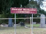 Methodist Cemetery, Oswald