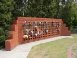 Wall Memorial Section 1 Memorial, Raymond Terrace