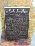 Taree Estate Pioneer Private Cemetery, Taree