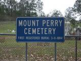 Mount Perry Cemetery, Mount Perry