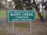 Municipal Cemetery, Scott Creek