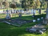 photo of Christchurch Anglican's Church burial ground