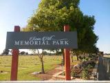 Memorial Park (Catholic section) Cemetery, Swan Hill