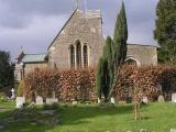 St Peter Church burial ground, Drayton