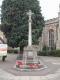 St Johns Church War Memorial