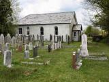 photo of Connon Methodist's Church burial ground