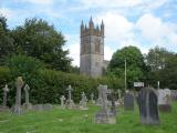St Mary Church burial ground, Dartington