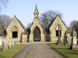 Oxbridge T Cemetery, Stockton-on-Tees