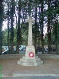 War Memorial (St Mary)