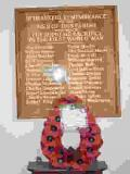 St Mary (WW1 roll of honour)