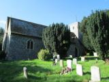 St Peter and St Paul Church burial ground, Temple Ewell