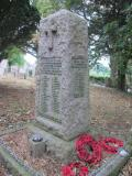 St Mary War Memorial