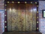 Freeman Street Market Roll of Honour