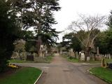 Hanwell Cemetery, Kensington and Chelsea