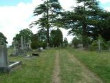 Paines Lane Cemetery, Pinner