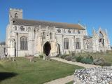 St Margaret Church burial ground, Cley-next-the-sea