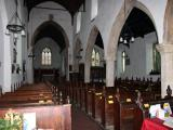 St Andrew and St Mary (interior)