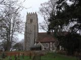 St John the Baptist Church burial ground, Reedham