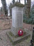 War Memorial , Tottington